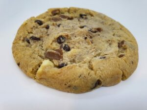 Cookie 3 chocolats