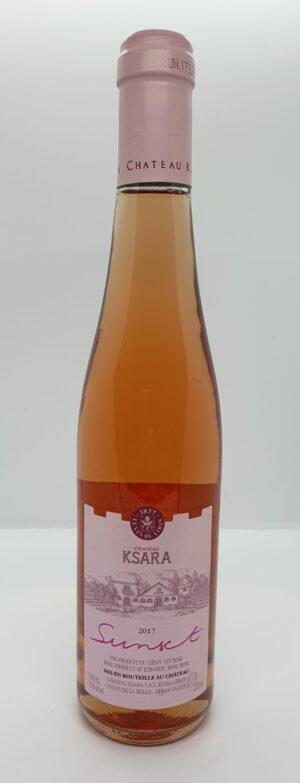 Vin rosé | Ksara, 33 cl, Sunset
