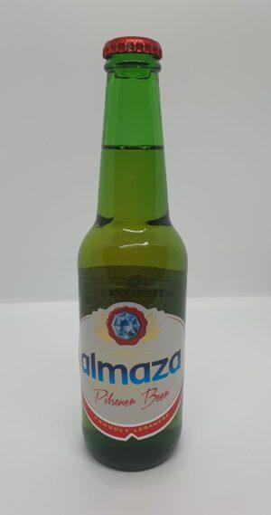 Bière libanaise Almaza, 33 cl