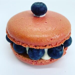 Macaron Mac Myrtille